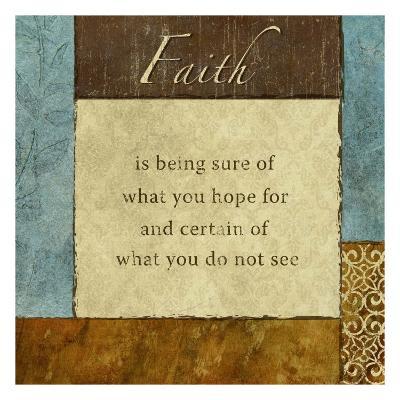 Hot & Cool: Faith