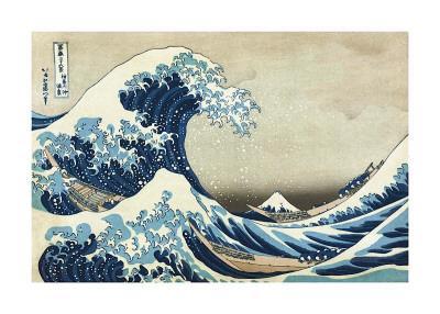 The Great Wave at Kanagawa
