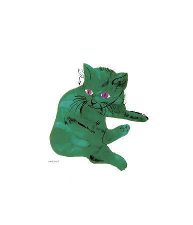 Green Cat, c.1956