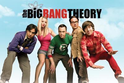 The Big Bang Theory – Sky