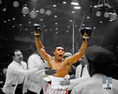 Muhammad Ali vs Sonny Liston Spotlight