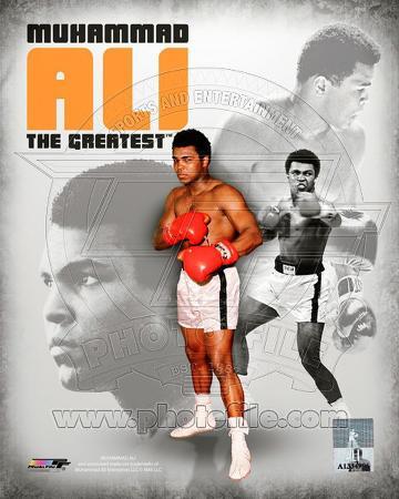 Muhammad Ali 2011 Portrait Plus