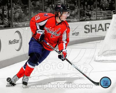 Nicklas Backstrom 2010-11 Spotlight Action