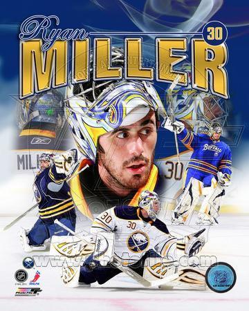 Ryan Miller 2011 Portrait Plus