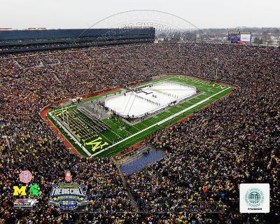 Michigan Stadium Michigan Wolverines Vs. Michigan St. Spartans
