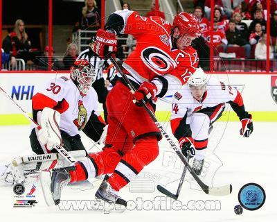 Eric Staal 2010-11 Action