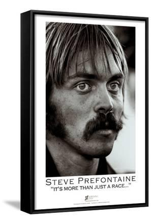 Steve Prefontaine, Portrait