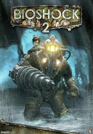 BioShock 2 - 3D Poster