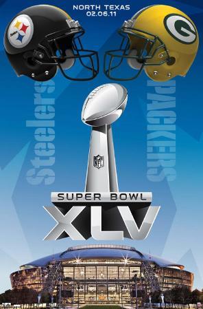 Super Bowl 2011 - Steelers vs. Packers