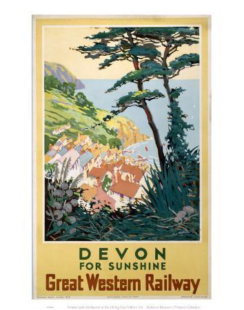 Devon for Sunshine
