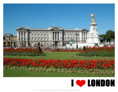 Buckingham Palace, I Love London