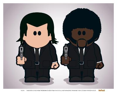 Weenicons: Jules and Vince