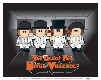 Weenicons: You Ready for Ultra Violence?