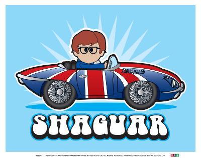 Weenicons: Shaguar
