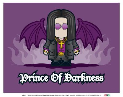 Weenicons: Prince of Darkness
