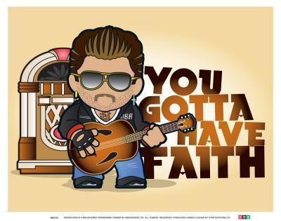 Weenicons: You Gotta Have Faith