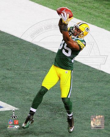 Greg Jennings Touchdown from Super Bowl XLV