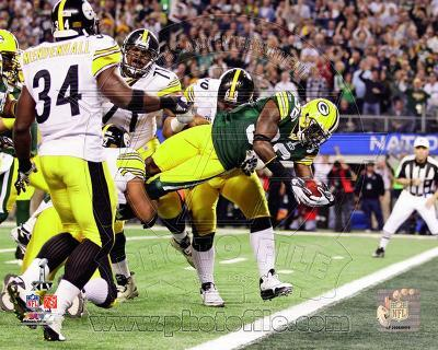 Nick Collins TD from Super Bowl XLV
