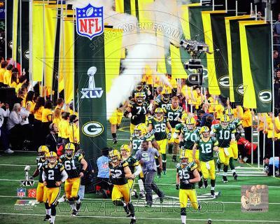 Green Bay Packers Super Bowl XLV Introduction