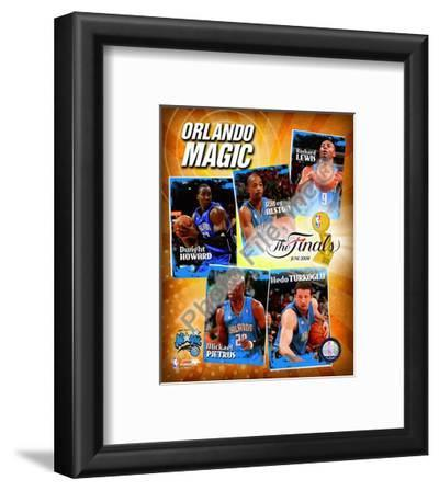 "2009 Finals - Magic ""Big 5"""