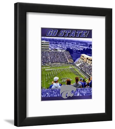 Kansas State University-Stadium Shot