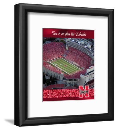 University of Nebraska-Stadium Shot