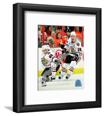 Patrick Kane & Jonathan Toews 2009-10 NHL Stanley Cup Finals Game 3