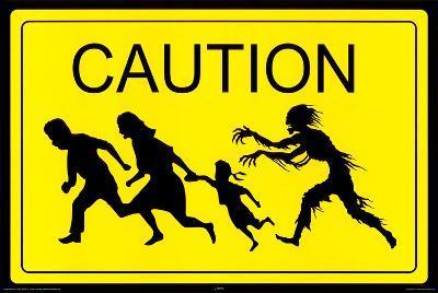 Zombie - Caution