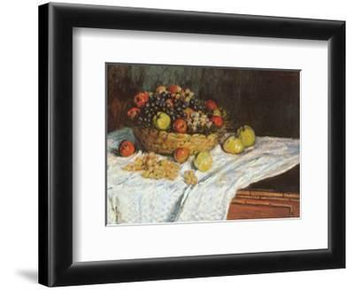 Still Life with Grapes and Fruit