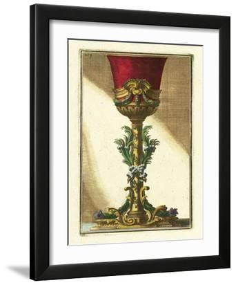 Red Goblet II
