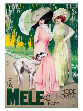 Mele Napoli, Mode Novita