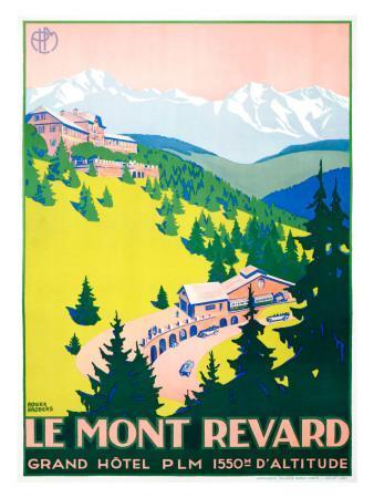 Le Mont Revard