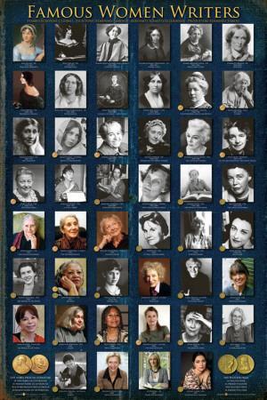 Famous Women Writers