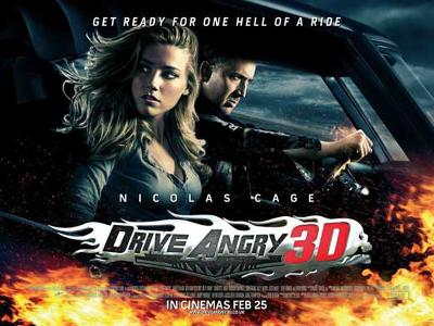 Drive Angry 3D - UK Style