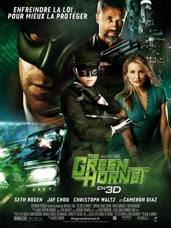 The Green Hornet - French Style