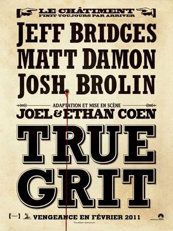 True Grit - French Style