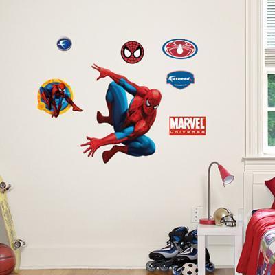 Spider-Man Fathead Junior