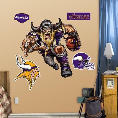 """Minnesota Vikings """"Vicious Viking"""""""