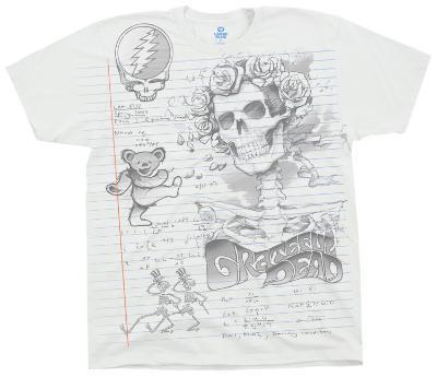 Grateful Dead - GD Sketch