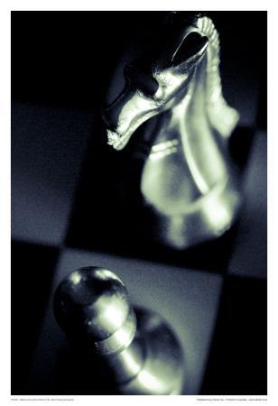 Black and White Chess III