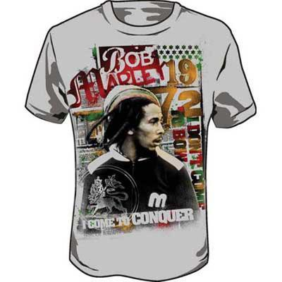 Bob Marley - Conquer