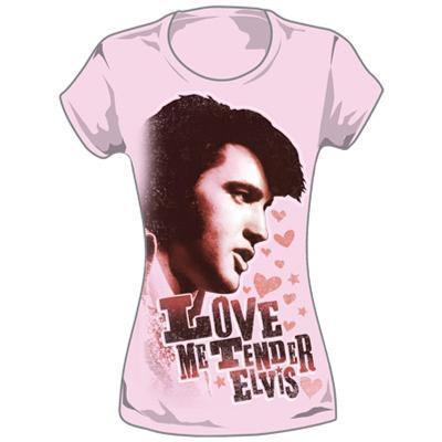 Juniors: Elvis Presley - Love Me Tender
