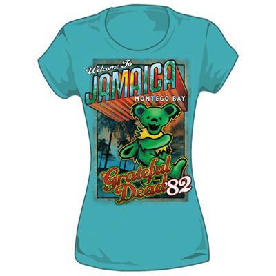 Juniors: Grateful Dead - Jamaica 82