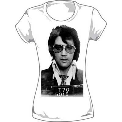 Juniors: Elvis Presley - Mugshot