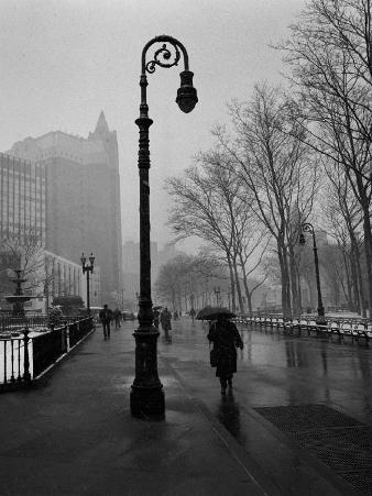 Walk in the Rain, Columbus Park