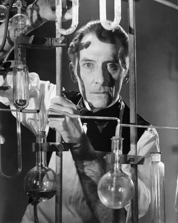 Peter Cushing - The Curse of Frankenstein
