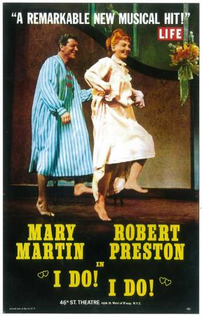 I Do! I Do! - Broadway Poster , 1966