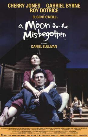 The Moon for the Misbegotten - Broadway Poster