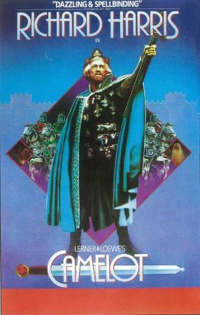Camelot - Broadway Poster , 1982