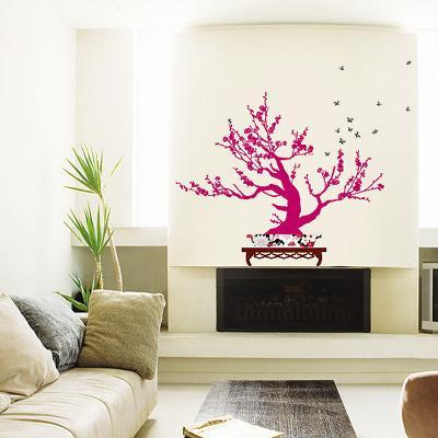 Contemporary Pink Bonsai